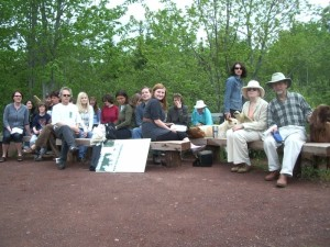 UNB Woodlot Picnic, June 1, 2008